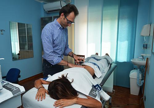 Terapia meccanica o Tecarterapia®